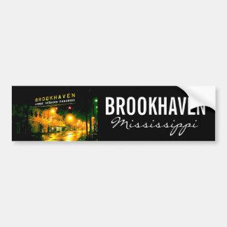 Brookhaven, Mississippi Bumper Sticker