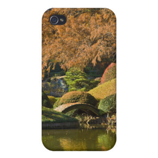 Brooklyn Botanic Garden Fall Case For iPhone 4
