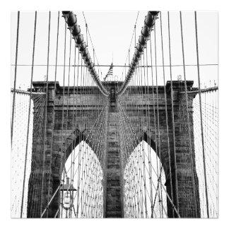 Brooklyn Bridge 02 Art Photo