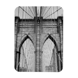 Brooklyn Bridge, New York City - Magnet