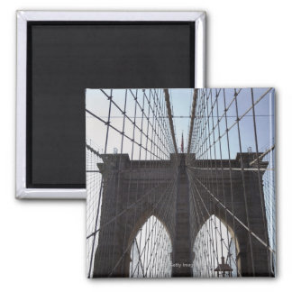 Brooklyn Bridge, New York, NY, USA 2 Magnet