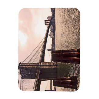 Brooklyn Bridge, NYC--magnet Magnet