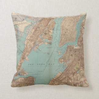 Brooklyn, Jersey City, and Hoboken Cushion