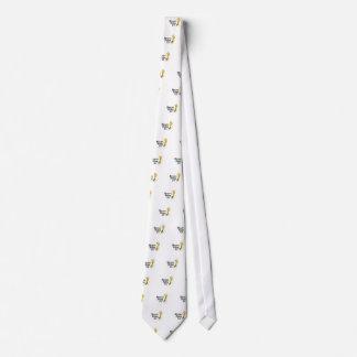 Broom Rides Tie