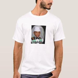 Brother Devin's Men's White-T-Shirt T-Shirt