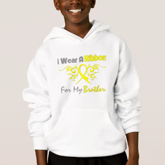 Brother - I Wear A Yellow Ribbon Military Support
