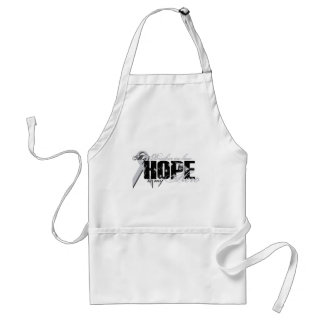 Brother-in-law My Hero - Lung Hope Standard Apron
