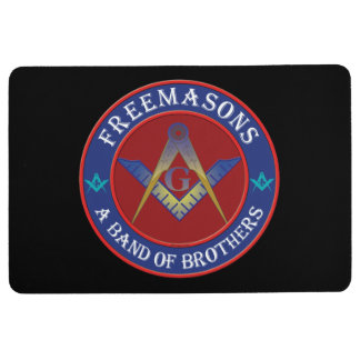 Brother Masons Floor Mat