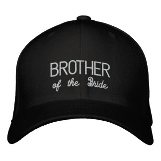 BROTHER of the Bride hat