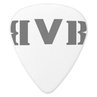 brother vs brother guitar picks white delrin guitar pick