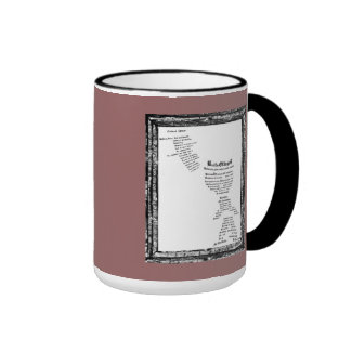 Brothers of Anger & Confusion Ringer Mug