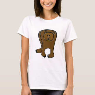 Brown Bear Grizzly T-Shirt