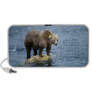 Brown Bear iPod Speaker