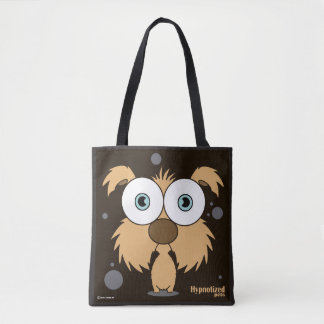 Brown Dog Custom All-Over-Print Tote Bag