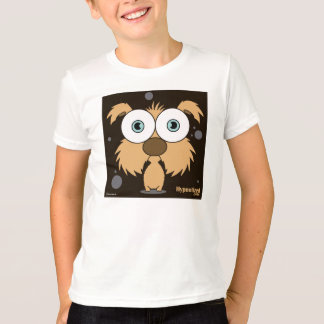 Brown Dog Kids' Basic American Apparel T-Shirt