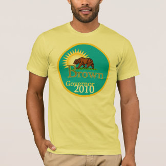 BROWN Governor T-Shirt