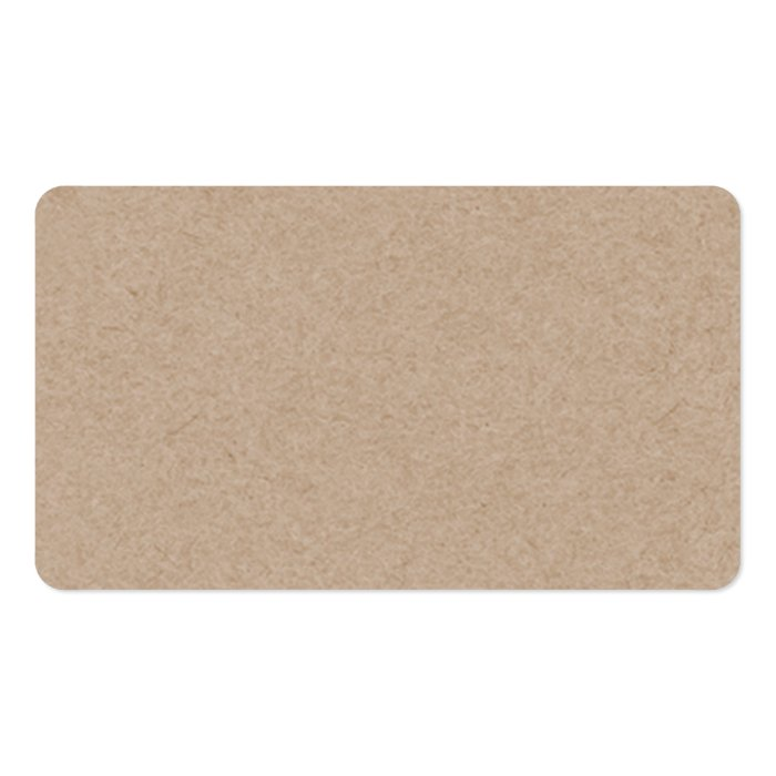 Brown Kraft Paper Background Printed Pack Standard