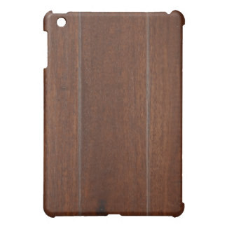 Brown Old Wood  iPad Mini Covers