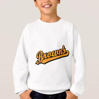Brown's in Orange Tshirts