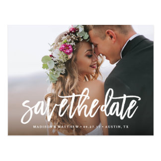 Save the Date Cards from Zazzle