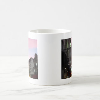 Brussels At Sunset Coffee Mug