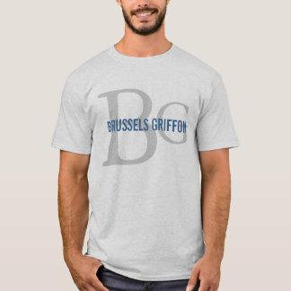 Brussels Griffon Breed Monogram T-Shirt