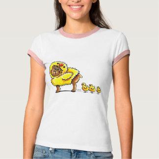 Brussels Griffon Chick Easter T-Shirt
