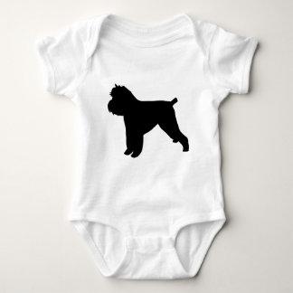 Brussels Griffon Gear Baby Bodysuit