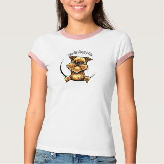 Brussels Griffon Its All About Me T-Shirt