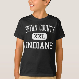 Bryan County - Indians - Middle - Pembroke Georgia T-Shirt