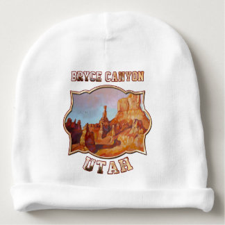 Bryce Canyon National Park Baby Beanie