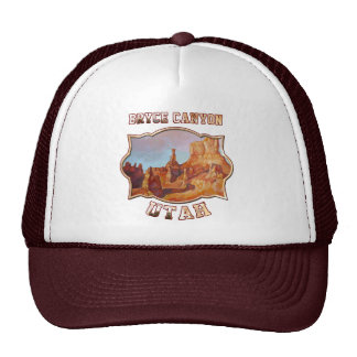 Bryce Canyon National Park Cap