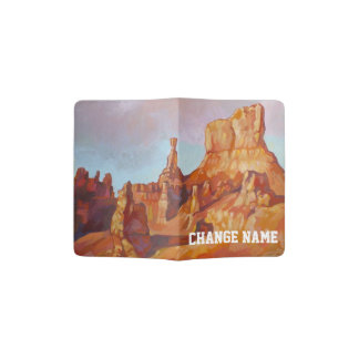 Bryce Canyon National Park Passport Holder