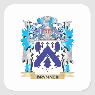 Brymner Coat of Arms Stickers