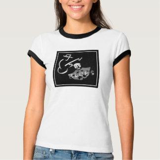 BS Blues Ringer T Female T-Shirt