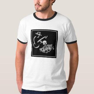 BSBlues Ringer T-Shirt