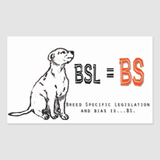 BSL is BS Sticker