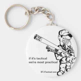 BTJ Tactical Gear Key Ring