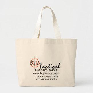 BTJ Tactical Gear Large Tote Bag