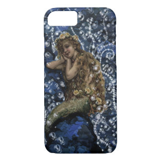 Bubble Maiden: iPhone 7, Barely There iPhone 7 Case