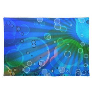 Bubbles Design Placemat
