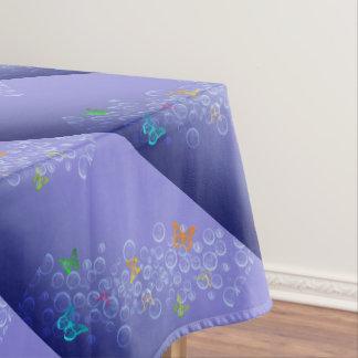Bubbles n Butterflies Tablecloth