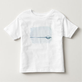 Bubbles on Water Surface Toddler T-Shirt