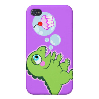 BubbleZilla iPhone Case Covers For iPhone 4