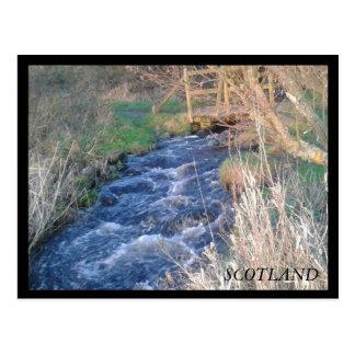 Bubbling Brook postcard