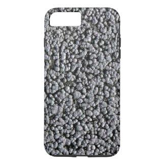BUBBLING STEEL (a metallic looking design) ~ iPhone 7 Plus Case