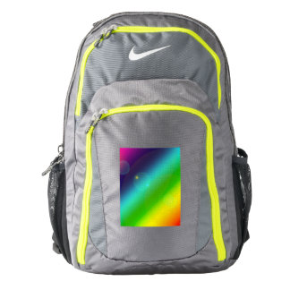 Bubbly Rainbow Backpack