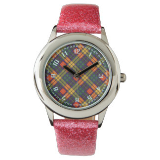 Buchanan Family clan Plaid Scottish kilt tartan Watch