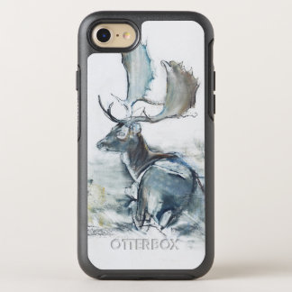 Buck in the Grass 2006 OtterBox Symmetry iPhone 8/7 Case