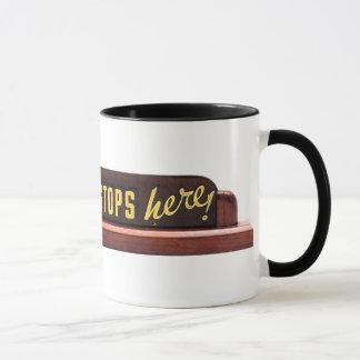 Buck Stops Here! - Mug